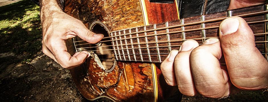 Brad Thompson Guitar