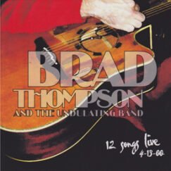 12 Songs Live (album cover)