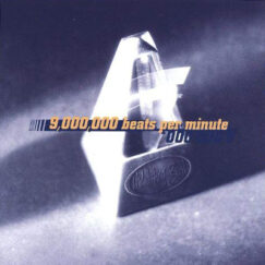 9,000,000 beats per minute album cover