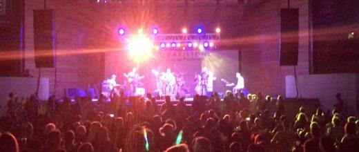 Brad Thompson & The Undulating Band live