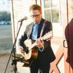 Brad Thompson wedding ceremony