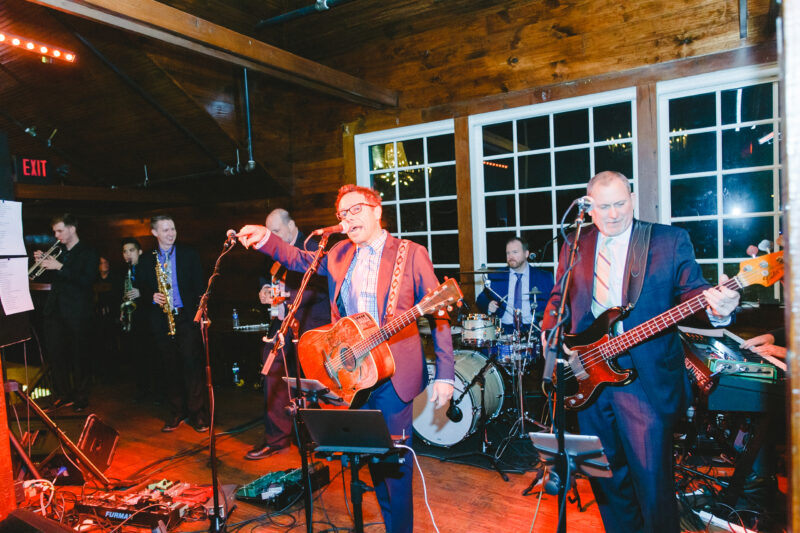 Brad Thompson Wedding Band