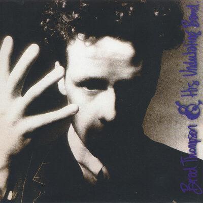 Brad Thompson & His Undulating Band Cover