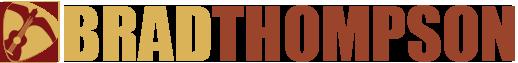 Brad Thompson logo