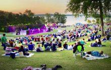 Dallas Arboretum Outdoor Stage