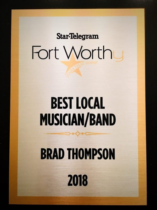 Fort Worthy Award - Star Telegram