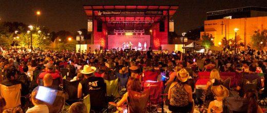 Levitt Pavilion Arlington, TX